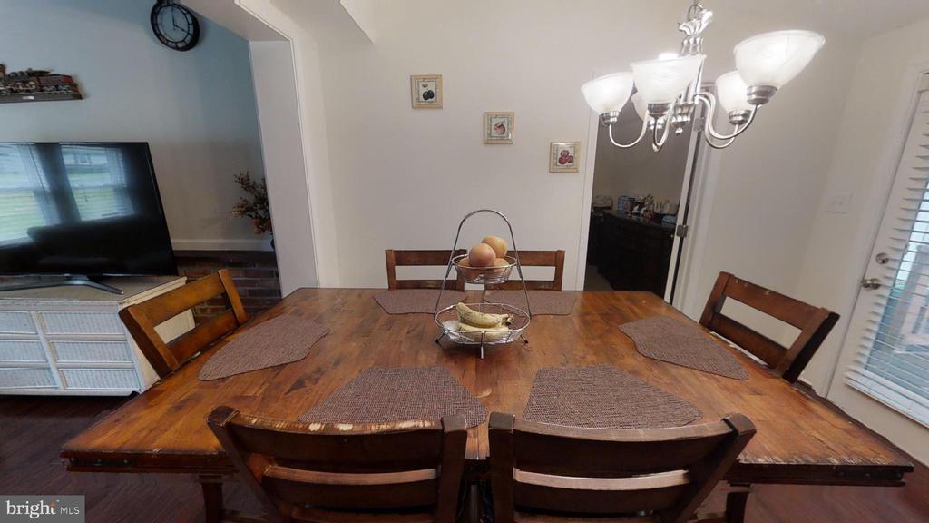 Dinning Room - 28 NOVAK DR, STAFFORD