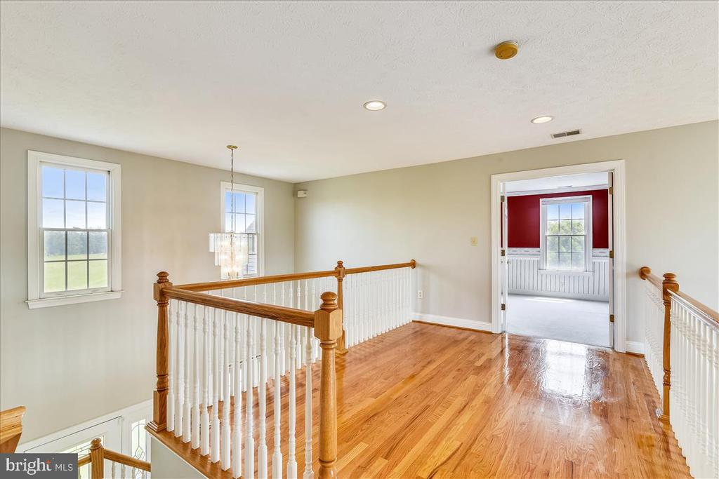 Three bedrooms, two baths upstairs - 2040 SALEM CHURCH RD, STEPHENS CITY