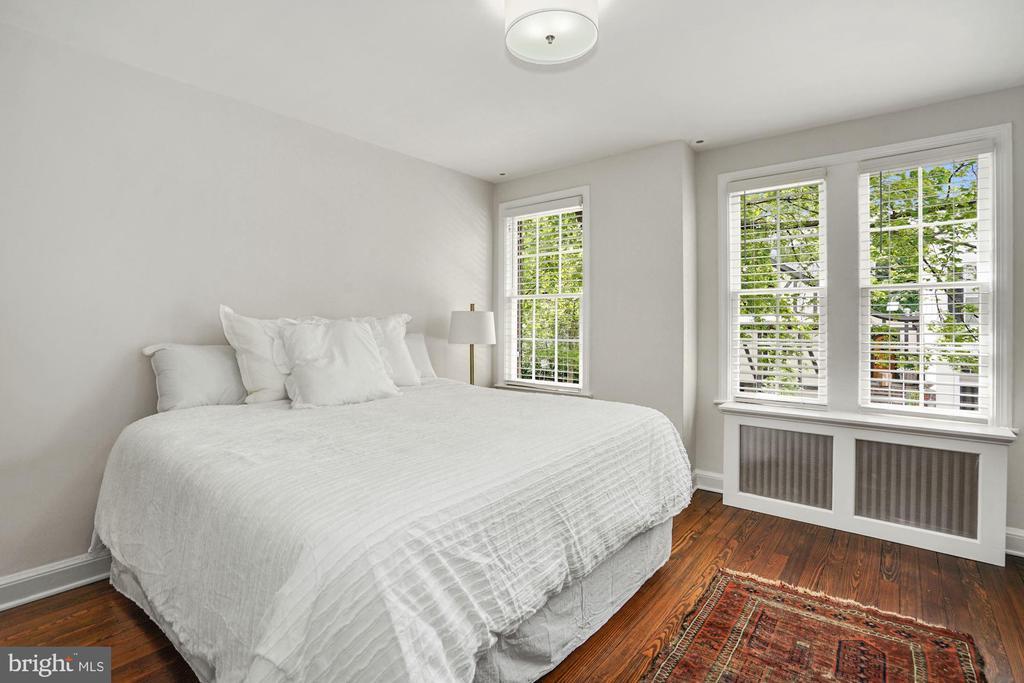 Bedroom # 1 - 1555 33RD ST NW, WASHINGTON