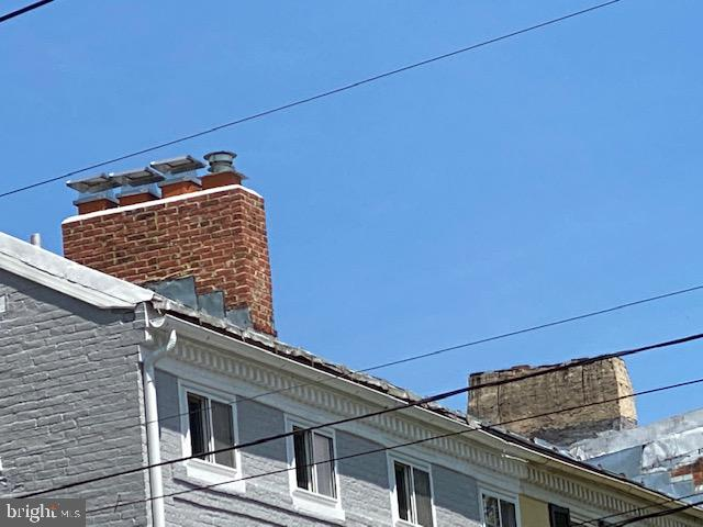 Chimney re-pointing - 137 W 3RD ST, FREDERICK