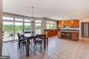 Ample counter and cabinet space - 17072 SILVER CHARM PL, LEESBURG