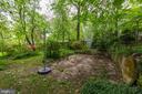 Large private lot and yard - 6431 UTAH AVE NW, WASHINGTON