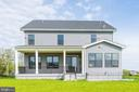 Ahrens Traditional Rear Exterior - 24966 LENAH MILL XING, ALDIE