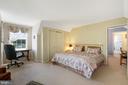 Top floor bedroom #3 has water views - 1218 WASHINGTON DR, ANNAPOLIS