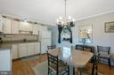 There's even room for a table - 1218 WASHINGTON DR, ANNAPOLIS