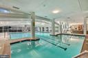 Indoor Pool - 4100 CATHEDRAL AVE NW #810, WASHINGTON