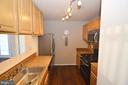 Kitchen - 21013 TIMBER RIDGE TER #102, ASHBURN