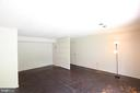 large living / dining area - 2616 FORT FARNSWORTH RD #242, ALEXANDRIA