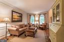 Formal living room - 15609 RYDER CUP DR, HAYMARKET