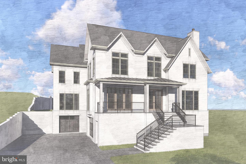 Single Family Homes のために 売買 アット Arlington, バージニア 22207 アメリカ