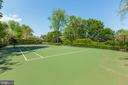 Recently resurfaced tennis court with lights - 38025 JOHN MOSBY HWY, MIDDLEBURG