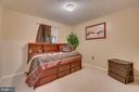 Bedroom 1 - 9508 TIMBERLAKE RD, FREDERICKSBURG