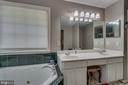 Master Bath view 2 - 9508 TIMBERLAKE RD, FREDERICKSBURG