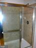 Master Bathroom shower - 15839 JOHN DISKIN CIR #72, WOODBRIDGE