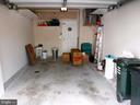 Garage enters into back of kitchen - 15839 JOHN DISKIN CIR #72, WOODBRIDGE