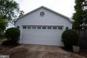 did you notice the 2 car garage? - 900 N FREDERICK ST, ARLINGTON