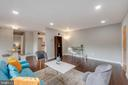 Living Room - 1525 S GEORGE MASON DR #10, ARLINGTON