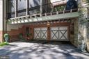Garage Entrance - 6409 KENNEDY DR, CHEVY CHASE