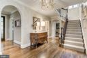 Foyer - 6409 KENNEDY DR, CHEVY CHASE