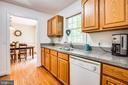 Kitchen - 241 MARDAY DR, RUTHER GLEN