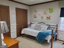 2nd floor: bedroom 3 - 27 CAPE COD, MARTINSBURG