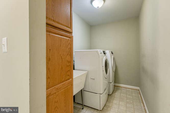 Separate Laundry Room - 14038 BROADVIEW LN, CULPEPER