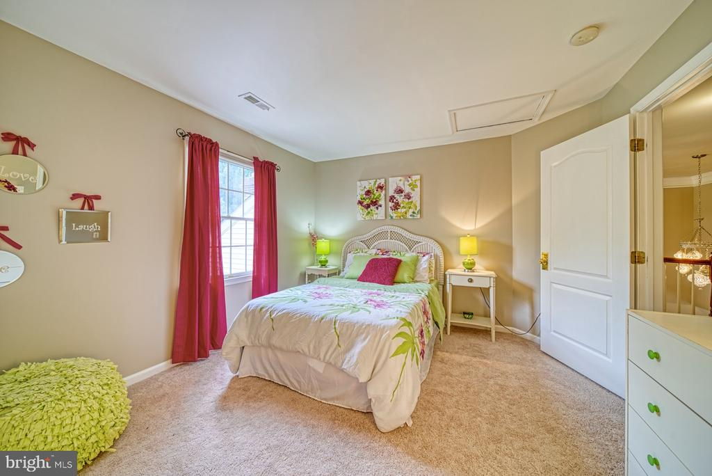 Bedroom #2 - 1321 GATESMEADOW WAY, RESTON