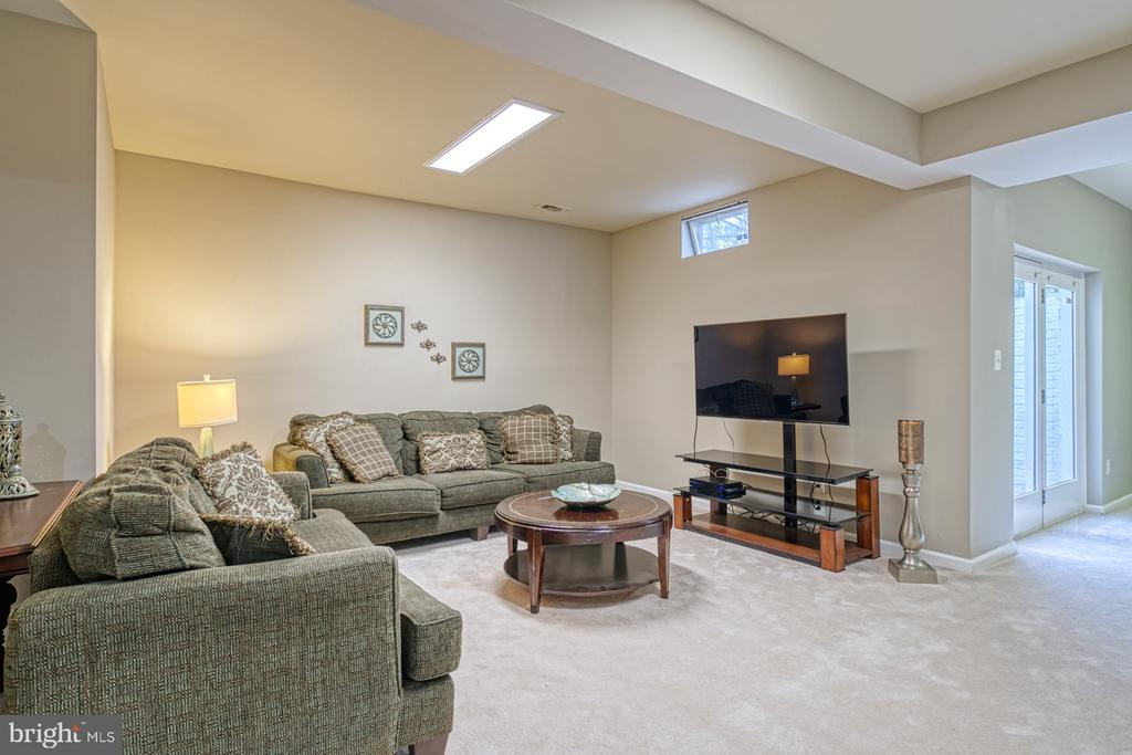 Lower Level Rec Room - 1321 GATESMEADOW WAY, RESTON