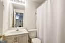 Basement Full Bath - 4811 WALNEY KNOLL CT, CHANTILLY