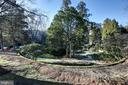 View looking noth on the grounds - 3900 NW WATSON PL NW #A-7C, WASHINGTON