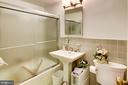 Second bath - 3900 NW WATSON PL NW #A-7C, WASHINGTON