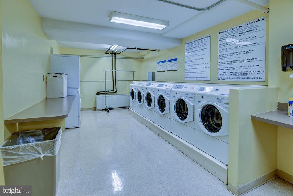 Laundry room - 3900 NW WATSON PL NW #A-7C, WASHINGTON