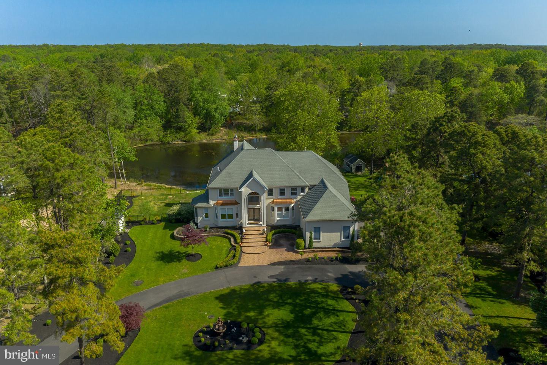 Single Family Homes 为 销售 在 Marlton, 新泽西州 08053 美国