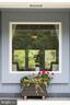 Covered Front Porch (window to family room) - 10106 WINDY KNOLL LN, VIENNA