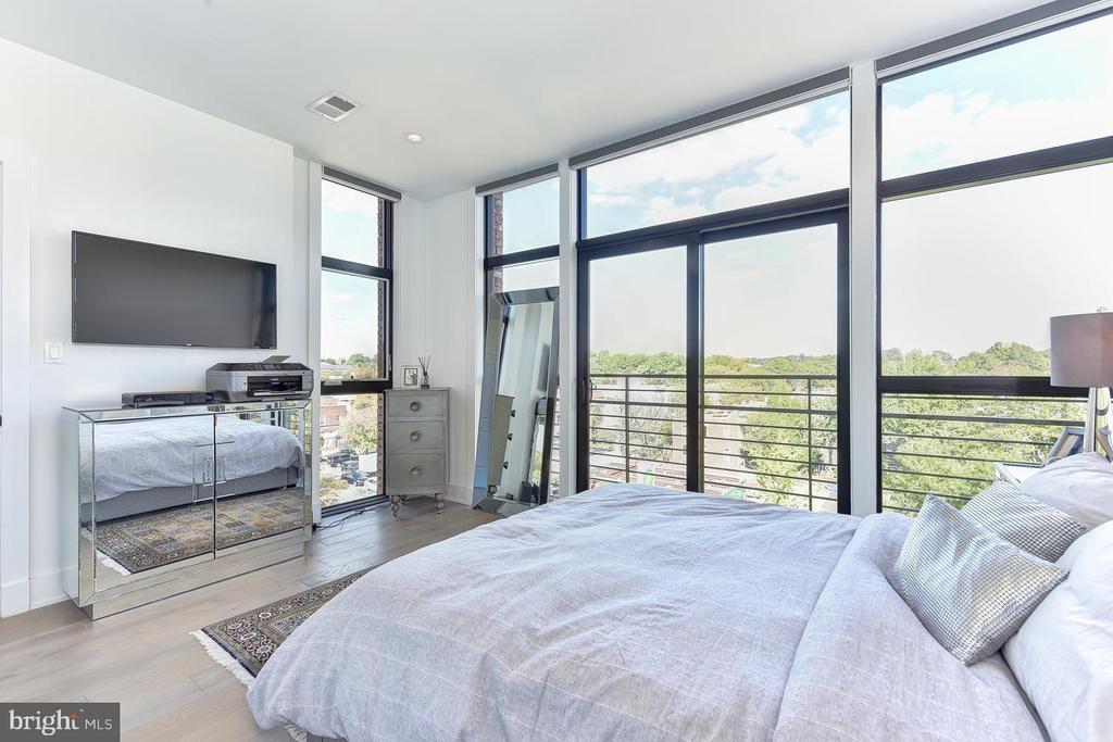 Second Bedroom - 1402 H ST NE #501, WASHINGTON