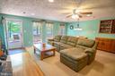 Family room - 339 LAKE SERENE DR, WINCHESTER