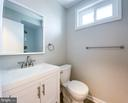 New Renovated Full Bath in Basement with Shower - 308 57TH ST NE, WASHINGTON