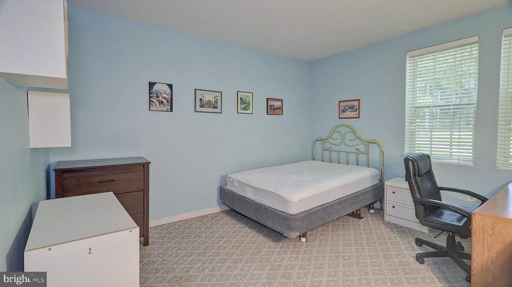 Second bedroom to the right. - 1821 N RHODES ST #4-263, ARLINGTON