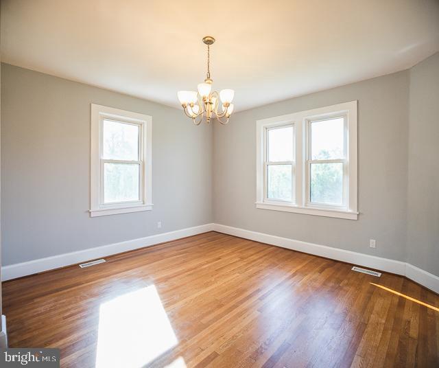 Dining Room - 14360 SPICERS MILL RD, ORANGE