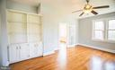 Family Room Built In bookcases - 14360 SPICERS MILL RD, ORANGE