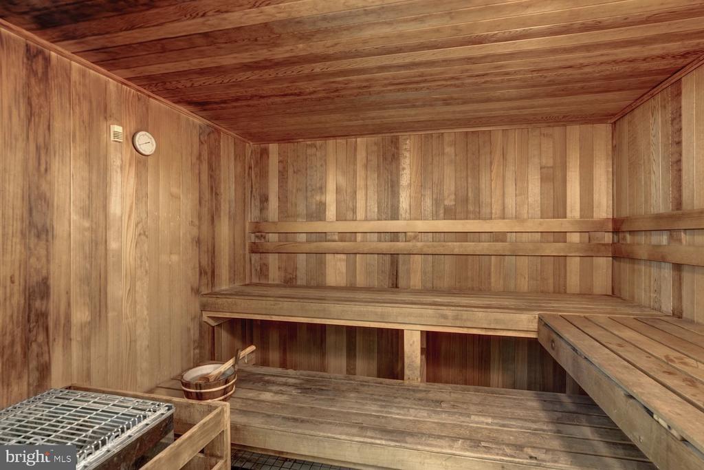 Sauna! - 2230 GEORGE C MARSHALL DR #827, FALLS CHURCH