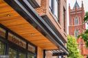 Stylish entryway - 801 N NW #T-04, WASHINGTON