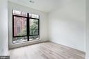 Sizable bedroom with some incredible views - 801 N NW #202, WASHINGTON