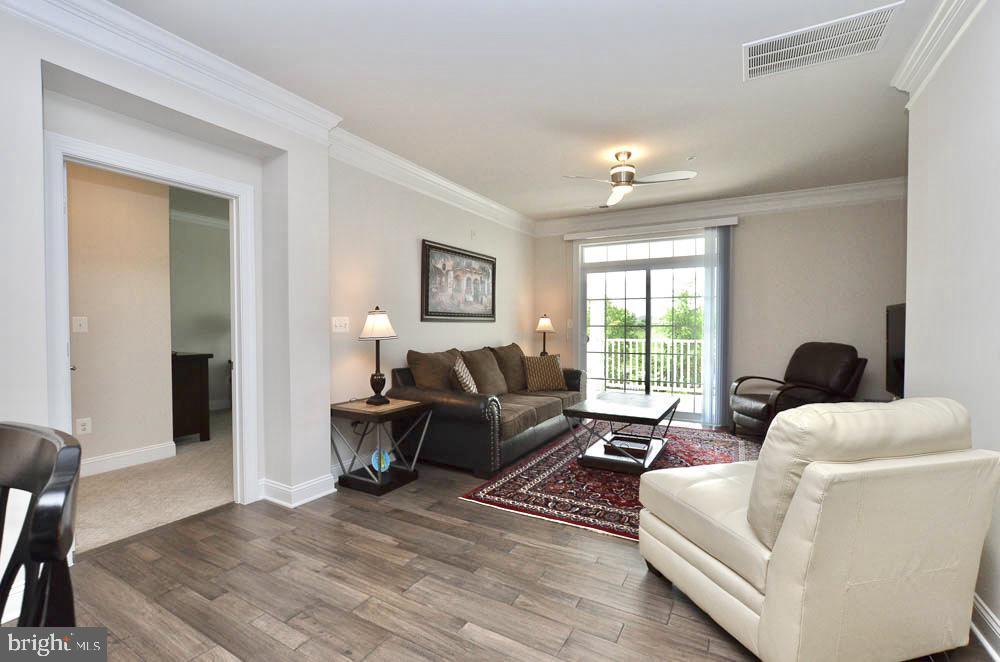 Family Room to Master Bedroom - 21025 ROCKY KNOLL SQ #203, ASHBURN