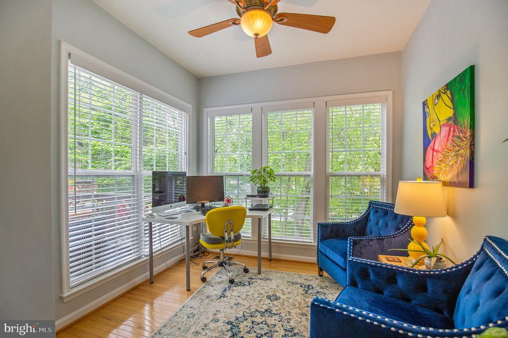 Sunroom / Home Office - 1123 AUGUST DR, ANNAPOLIS