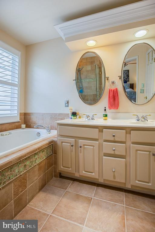 Upgraded Master Bath - 1123 AUGUST DR, ANNAPOLIS