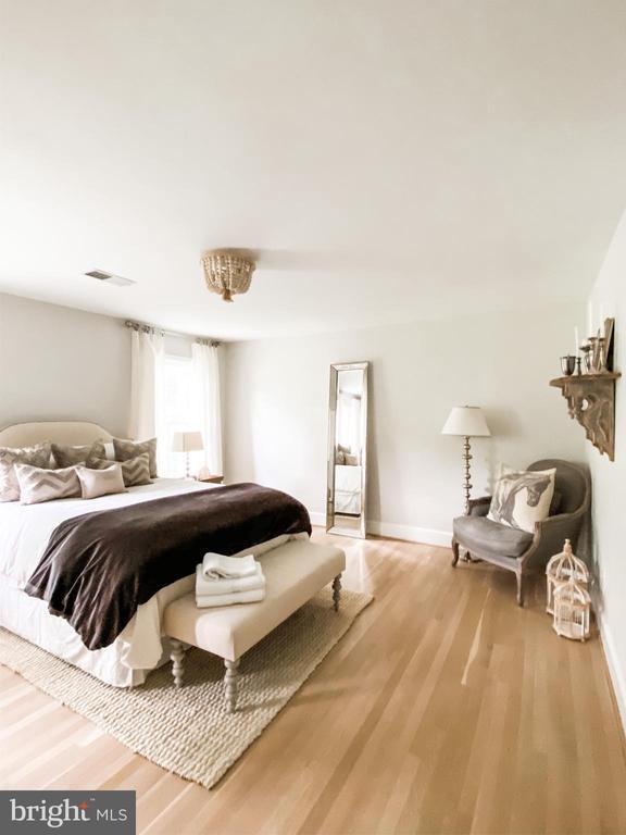 Ensuite guest room. - 37175 ADAMS GREEN LN, MIDDLEBURG