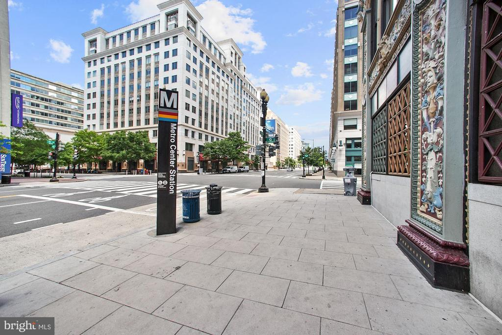The heart of downtown! - 916 G ST NW #401, WASHINGTON