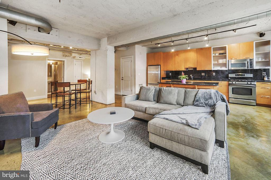 Stunning 2 bed/2 bath unit - 916 G ST NW #401, WASHINGTON