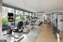 Fitness Center - 920 I ST NW #1007, WASHINGTON